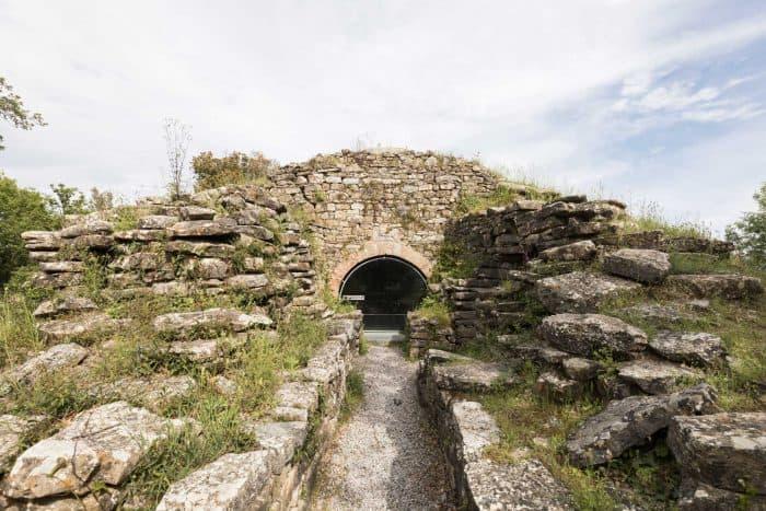 Vetulonia Etruschi Maremma