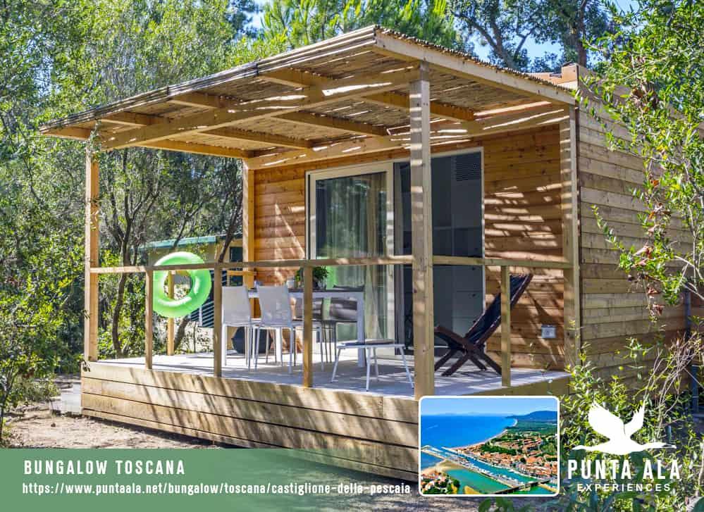 bungalow toscana castiglione della pescaia