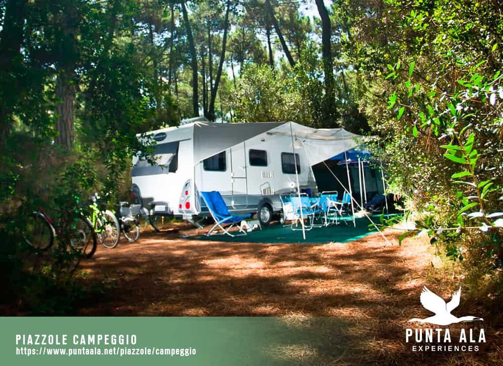 piazzole campeggio