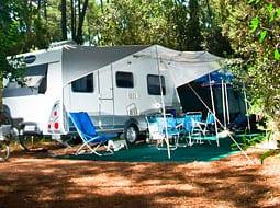 affitto piazzole camper
