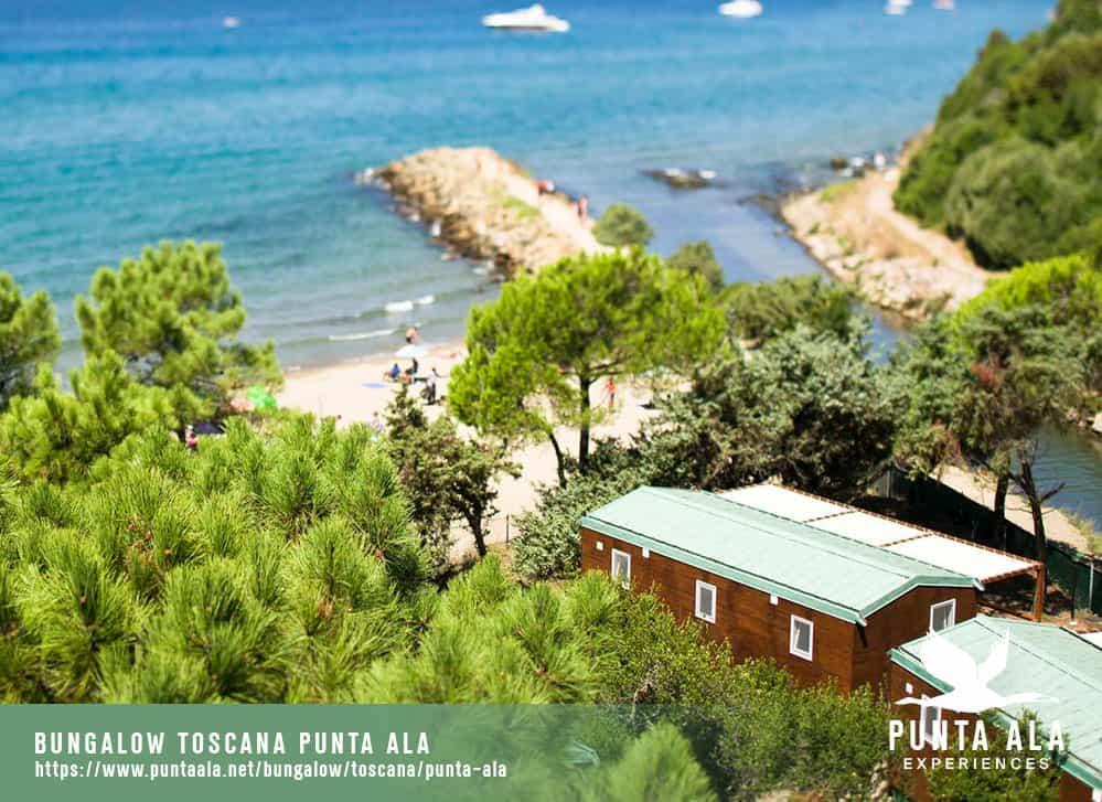 bungalow toscana punta ala