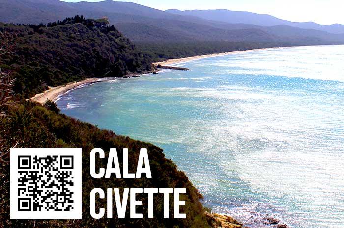 Cala Civette Spiaggia